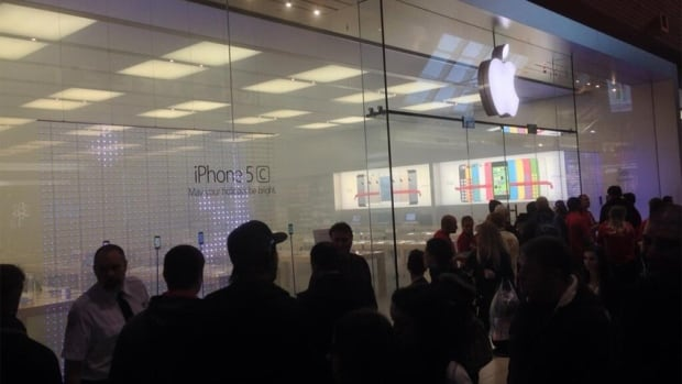 Apple store Coquitlam