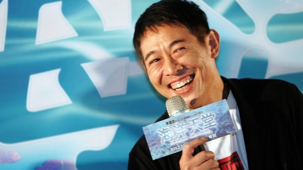 Chinese actor Jet Li, seen in 2010, says he's being treated for an overactive thyroid, but he's determined to fight the condition head-on.