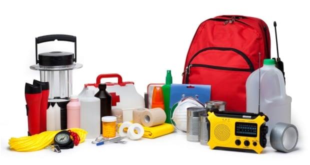 Emergency preparedness survival guide