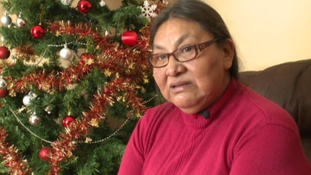 Mary Pia Benuen, a mother living in Sheshatshiu, says she hopes the person who stole the Christmas gifts that she had purchased for her family has a guilty conscience.