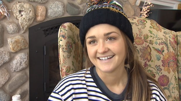 Snowboarder Alex Duckworth, from Kingburg, N.S., is trying to make the Canadian team competing at the 2014 Sochi Olympics.