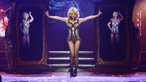 Britney Spears began her two-year Las Vegas casino residency Friday.