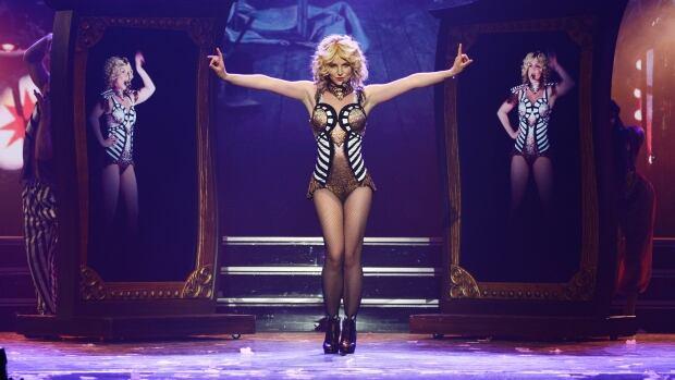 Britney Spears began her two-year Las Vegas casino residency Friday.