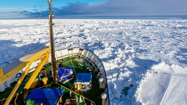 The Russian ship MV Akademik Shokalskiy has 74 scientists, tourists and crew on board who took the voyage to commemorate the 100th anniversary of an Antarctic journey led by Australian explorer Douglas Mawson.