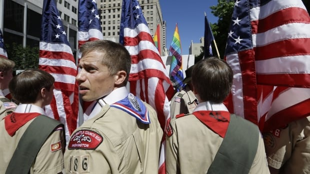 "Boy Scouts of America said it will be ""business as usual"" as it starts to accept openly gay youth starting on New Year's Day, a historic change that has prompted the BSA to ponder a host of potential complications."