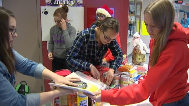 Students are pitching in to help the SPCA in Clarenville in memory of a friend who was killed in a 2012 accident.