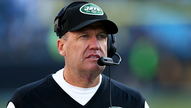 Head coach Rex Ryan has a record of 42-38 in the regular season with the New York Jets.