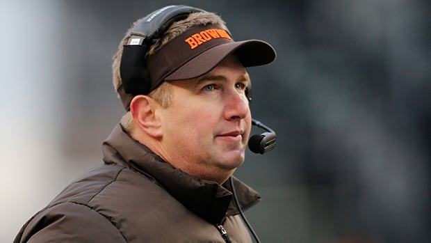 Rob Chudzinski was fired Sunday night, hours after a 20-7 loss to the archrival Steelers.