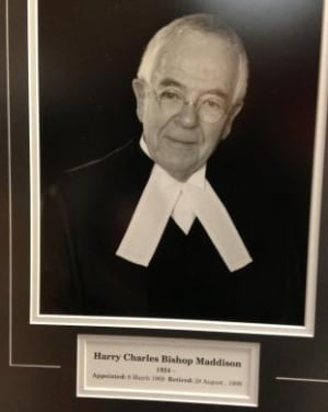 Justice Harry Maddison