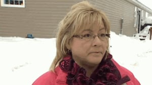 Norine Bartlett has been without power at her Quispamsis home for a week