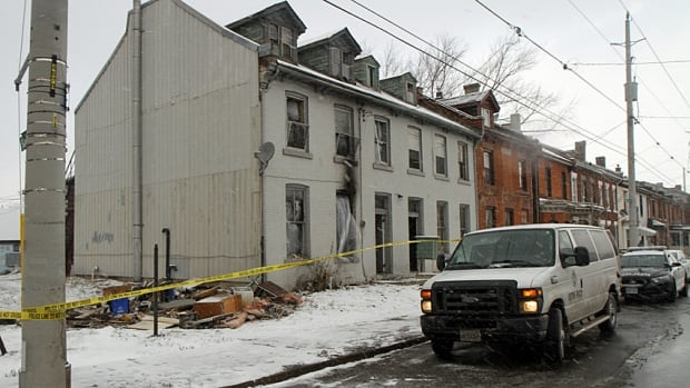 The Ontario Fire Marshal is investigating the cause of a Dec. 30 house fire on Wellington Street North in Hamilton.