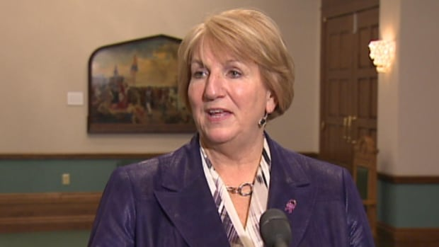 Newfoundland and Labrador Premier Kathy Dunderdale says she's glad to see what she calls her toughest year come to a close. Will 2014 pose new challenges?