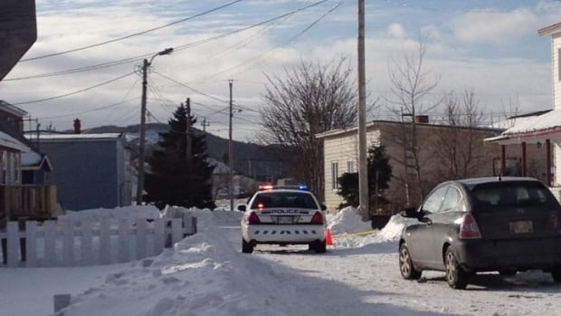 RCMP in Placentia have blocked off a section of Flynn's Lane during their investigation into a suspicious death.