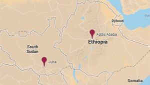 Juba-Addis Ababa