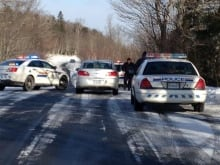 police body found