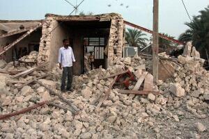 Mideast Iran Earthquake