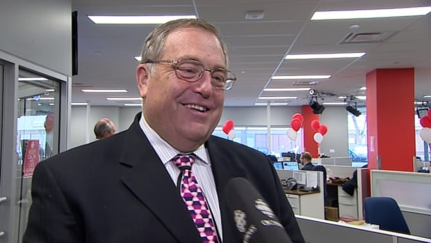 Don Atchison says roads and housing are two issues for the coming year.