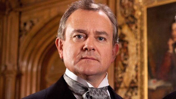 Hugh Bonneville stars as Robert Crawley, Earl of Grantham, in the hit British TV drama Downton Abbey.
