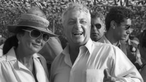 Ariel Sharon 1982