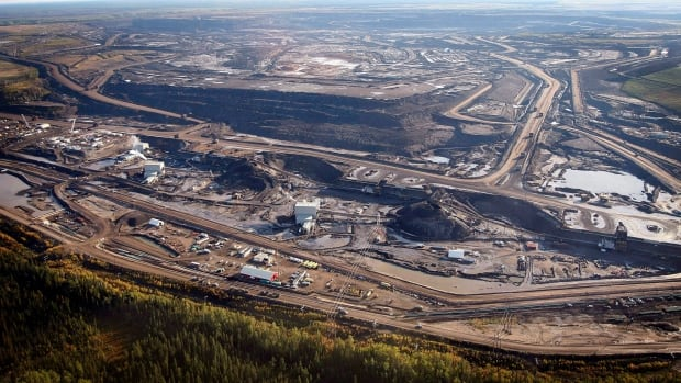 The study suggests no more than 7.5 billion barrels of oil from the oilsands should be produced by 2050 — a mere 15 per cent of viable reserves and only about one per cent of total bitumen.