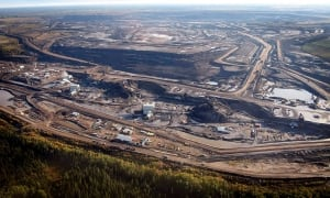Oilsands operation