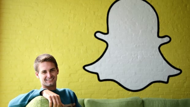 Snapchat CEO Evan Spiegel poses for photo earlier this year in Los Angeles. Snapchat, the disappearing-message service, was hit by a security breach that allowed hackers to collect the usernames and phone numbers of millions of its users.