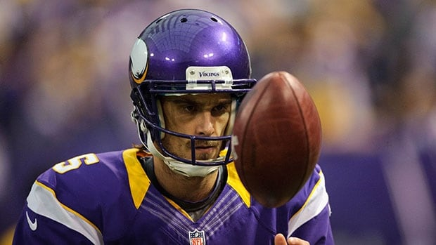 Chris Kluwe was cut by Minnesota last summer and did not play in the NFL this season.