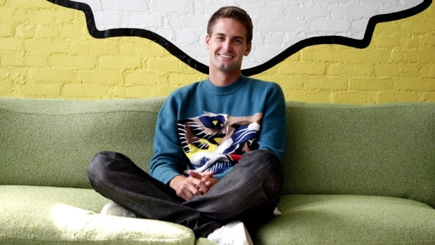 Snapchat CEO Evan Spiegel has been raising financing in Silicon Valley, with a report that one investment could value the firm at $10B.