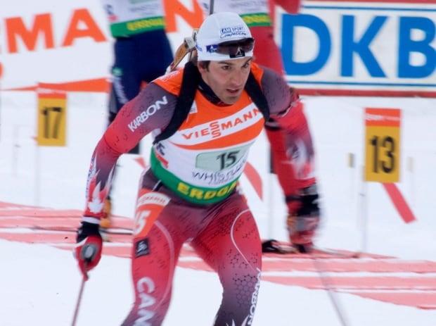 Biathlon World Cup 20090315