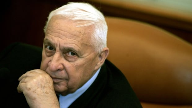 Former Israeli prime minister Ariel Sharon has been in a coma for eight years after a devastating stroke.