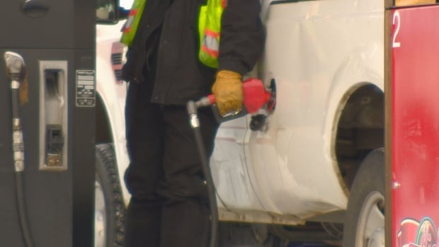 People in Arviat were without gas for eight days over New Year's when a gas pump in the community broke down.