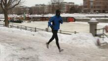 Runner Cold Ottawa