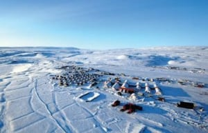 Baffinland's Mary River iron ore project