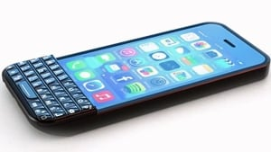 Typo iPhone keyboard