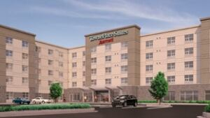 thunder bay marriott towne place suites