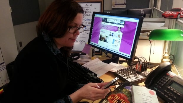 WAM Host Angela Antle tweets #NLwrites in a new contest that lets you write the story.