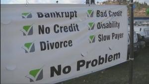 Go Public - Couple feel 'robbed' by 25% interest TD car loan - 3