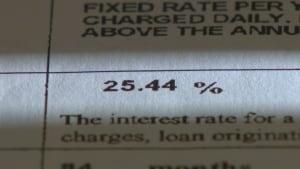 Go Public - Couple feel 'robbed' by 25% interest TD car loan - 4