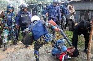 APTOPIX Bangladesh Election
