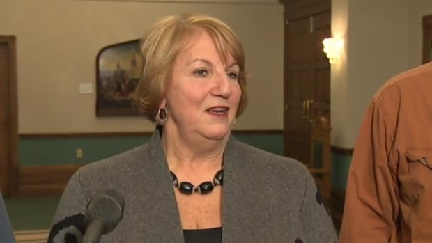 Newfoundland and Labrador Premier Kathy Dunderdale says schools in Newfoundland will reopen on Thursday.
