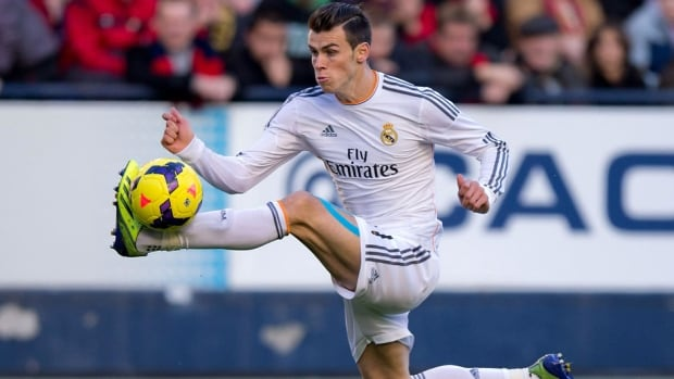 Gareth Bale of Real Madrid's last league match was at Valencia before the two-week winter break.