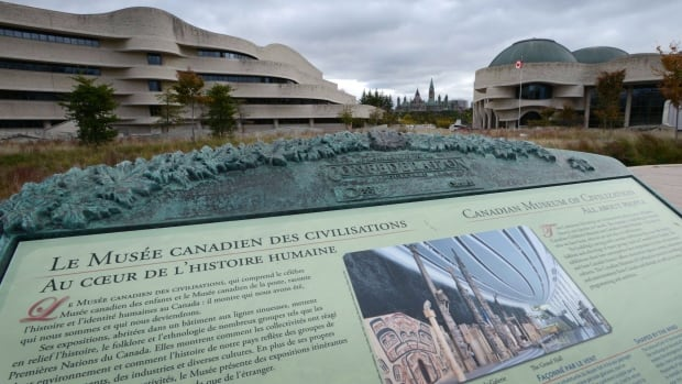 Three national museums in Ottawa are closing for the week starting Monday including the Canadian Museum of History.