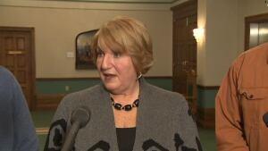 Kathy Dunderdale January 5 2014