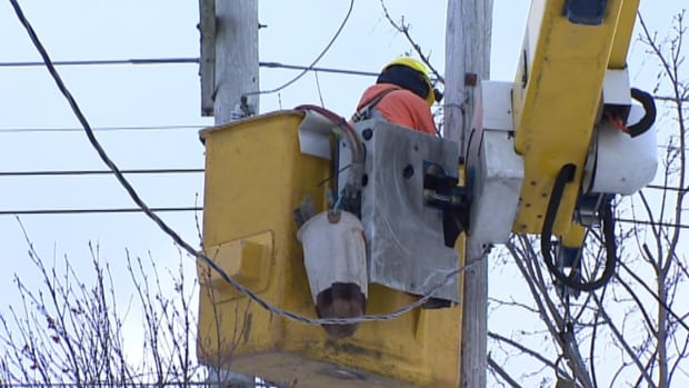 Newfoundland Power's crews have spread out across Newfoundland to deal with power outages.