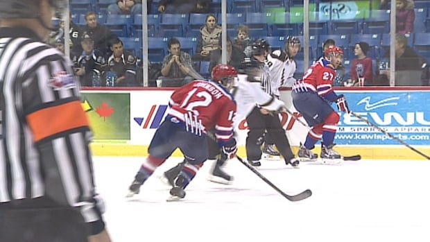 So far the weather this winter has not kept fans from Charlottetown Islanders hockey games.