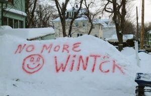 No more winter