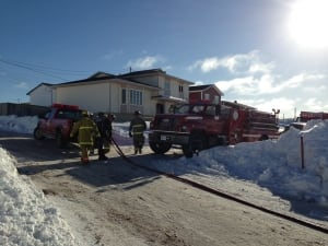 Bonavista house fire