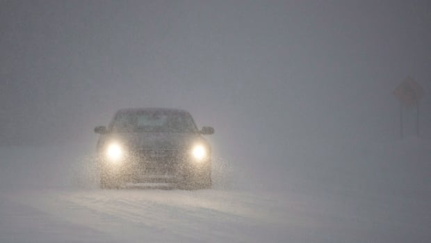 Drivers in Thunder Bay were challenged by icy roads and snowy weather today.