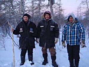 Danny Metatawabin, Brian Okimaw, Paul Mettina