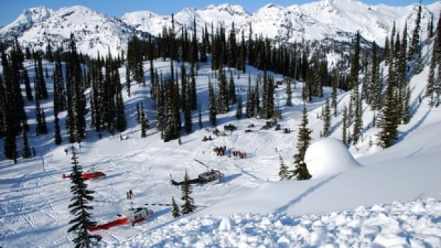 RCMP advise anyone heading into the backcountry to be prepared.